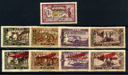 Alaouites ( Aérienne ) Nº 3, 5/12.  Años 1925-26 - Alaouites (1923-1930)