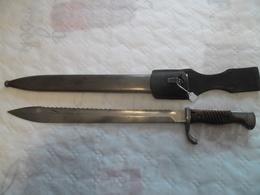 Baïonnette 98-05 à Dents De Scie - Armas Blancas