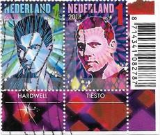 NVPH 3229/30 - 2014 - Nederlandse DJ'2 - Gebraucht