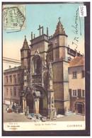 PORTUGAL - COIMBRA - IGREJA DE SANTA CRUZ - TB - Coimbra
