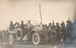 BELLUNO INVASA - L' IMPERATORE CARLO  - Fotografia Di PIETRO DE CIAN - NON VIAGGIATA - Guerre 1914-18
