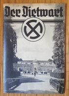 Der Dietwart, 1. Jahrgang Folge 8, 20.8.1935 - German