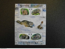 WWF 2016 Azerbaijan - Manul (Pallas's Cat) SS - Ungebraucht