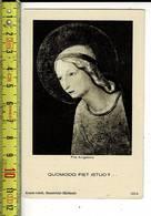 KL 5530 - PRIESTRWIJDING VAN AUGUST BAEYENS - MECHELEN 1942 KASTERLEE - Images Religieuses