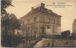 Schaarbeek *  Pensionnat Dames De La Sainte-Famille, Helmet - La Maison Sainte-Marthe - Schaerbeek - Schaarbeek