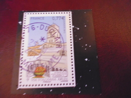 OBLITERATION RONDE SUR TIMBRE NEUF   YVERT N°4644 - Used Stamps