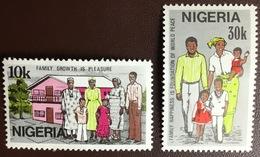 Nigeria 1983 Family Day MNH - Nigeria (1961-...)