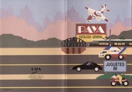 Catalogue PAYA 1988 Catalogo General Juguetes -en Espagnol - Boeken En Tijdschriften