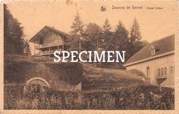 Source De Genval - Chalet Suisse -  Genval - Rixensart