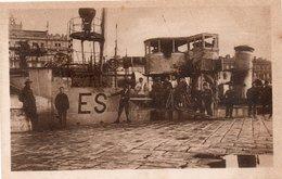"""FIUME - LE CINQUE GIORNATE 1920 - """"ESPERO"""" COLPITO DUE VOLTE..........- NON VIAGGIATA - Guerre 1914-18"""