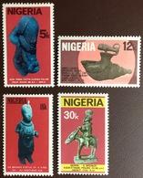 Nigeria 1978 Antiquities MNH - Nigeria (1961-...)