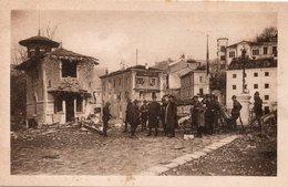 FIUME - LE CINQUE GIORNATE 1920 - IL PONTE DI SUSSAK.........- NON VIAGGIATA - Guerre 1914-18