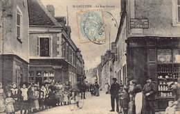 SAINT-GAULTIER - La Rue Grande - France