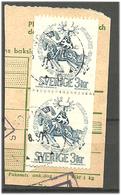 Sweden 1970 Erik Magnusson's Seal From 1306; Swedish Duke, Son Of King Ladulås  Mi 673y, Cancelled On Paper - Zweden