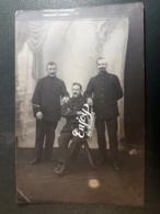 PHOTO MILITAIRE   EN  ALLEMAGNE  CARTE ADRESSEE JULIA DECKERS FULHAM LONDON LONDRES - Kasernen