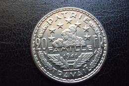 ✠ ✠ 20 Francs 1941 ✠ ✠ - L. 20 Francs
