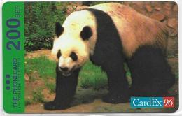 BELGIEN  CARDEX 96  EXPIRED - Telefoonkaarten