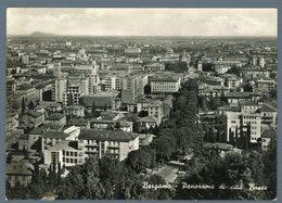 °°° Cartolina - Bergamo Panorama Viaggiata °°° - Bergamo