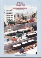 Catalogue P & D MARSCH Model Railways White Metal Kits 1980s N Gauge 1:160 - Boeken En Tijdschriften
