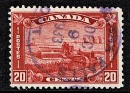 Canada 1930 20c Harvesting Used  SG 301 - Gebruikt