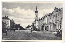 RUMA - VOJVODINA SERBIA, OLD BUS, Year 1939 - Serbia
