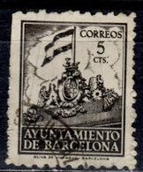 E+ Spanien 19xx Mi Xx Ayuntamiento De Barcelona GH - España