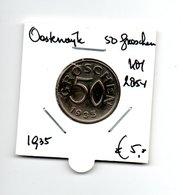 OOSTENRIJK  50 GROSCHEN 1935 - Autriche