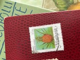 MALAYSIA ANANAS 1 VALORE - Stamps