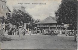 Auguste Béchaud - Congo Français - Mission Catholique - - Congo Français - Autres