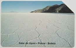 Bs.10 Salar De Oyoni , Potosi, Bolivia - Bolivie