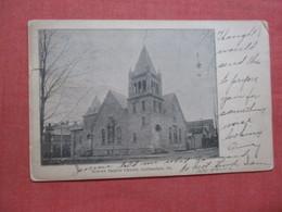 Berean Baptist Church Carbondale    Pennsylvania >     Ref 4111 - Stati Uniti