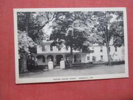 Peters House Annnex  Bushkill    Pennsylvania >     Ref 4111 - Stati Uniti
