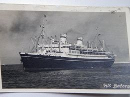 Cruiser MS Batory  / Poland - Cartoline