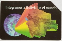 Bs.50 Intigramos A Bolivia En El Mundo - Bolivie