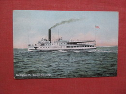 Steamer Ticonderoga    Ref 4111 - Paquebots