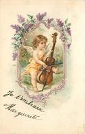ANGELOT  - Musicien.(violon, Contrebasse) - Engelen