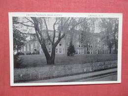 Croton Harmon High School        Croton   New York      Ref 4111 - NY - New York
