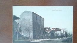 CARTE POSTALE ANCIENNE - GIRONDE 33 - PODENSAC - ANCIEN CHEMIN DE RONDE - Francia