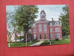 Pike County Court House Milford Pennsylvania  Ref 4111 - Stati Uniti