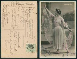 OF [ 20710 ] -  THEATRE CASINO DE PARIS LIANE DE POUGY - WALERY 516 - Artistes