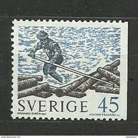 SUECIA 1970   Yt:SE  651 A **  Mnh - Zweden