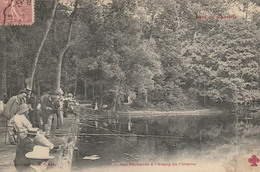 CPA CHAVILLE 92 - Les Pêcheurs à L'étang De L'ursine - Chaville
