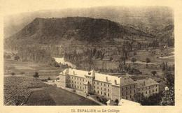 12 - Espalion - Le Collège - 2285** - Espalion