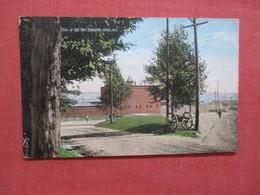 Site Of Old Fort Schuyler  Utica  New York Ref 4111 - Utica