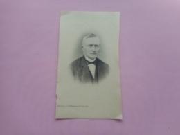 D.P.-PH.HEMELSOET BURGEMEESTER VAN ARENDONCK AUGUSTINUS GILLES °ARENDONCK 26-3-1822+ALDAAR 28-7-1893 - Godsdienst & Esoterisme