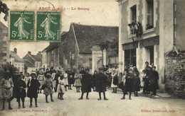 ANGE (L Et C) Le Bourg Très Animée Bureau De Tabac  RV - France
