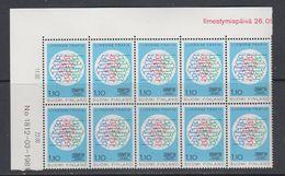 Finland 1981 ECMT 1v (10x) ** Mnh (47894A) - Europese Gedachte
