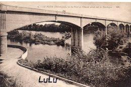 DEPT 24 : édit. Bloc Frères N° 5 : Le Fleix Le Pont En Ciment Armé Sur La Dordogne - Andere Gemeenten