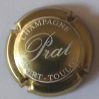 CAPSULE CHAMPAGNE  PRAT - Champagne