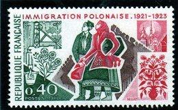 FRANCE    1973  Y.T. N° 1740  NEUF** - Francia